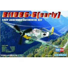 Bf109G-6 (late) Easy Assembly 1/72