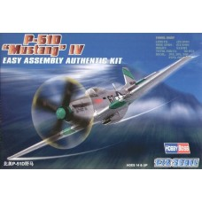 "P-51D ""Mustang"" IV Easy Assembly 1/72"