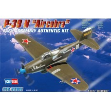 Bell P-39N Airacobra Easy Assembly 1/72