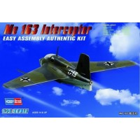 Messerschmitt Me 163 B-1a Easy Assembly 1/72