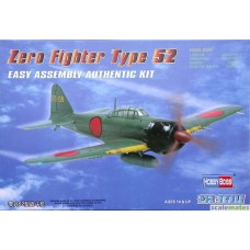 Zero Fighter Type 52 Easy Assembly 1/72
