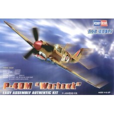 P-40M Warhawk Easy Assembly 1/72