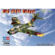 MiG-15UTI Midget Easy Assembly 1/72