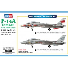 "F-14A Tomcat VF-1 ""Wolf Pack"" 1/72"