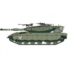 Merkava Mk.IIID(LIC) 1/72