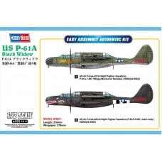 P-61A Black Widow Easy Assembly 1/72