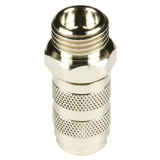 "H&S Quick Connect (2.7mm) to 1/8"" Male"