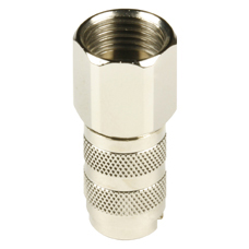 "H&S Quick Connect (2.7mm) to 1/8"" Female"
