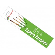 Coloro Brush Pack - Size 00/1/4/8