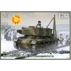 Bergepanzer III Easy Assembly Kit 1/72