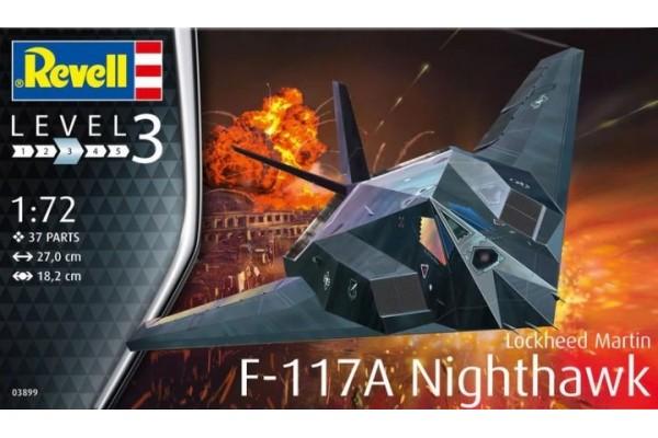 Lockheed Martin F-117A Nighthawk 1/72