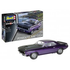 '70 Plymouth AAR Cuda 1/24