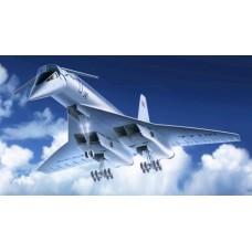 Tupolev  Tu-144 Charger 1/144
