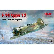 Polikarpov I-16 Type 17 1/32