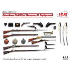 Weapons and equipment of American Civil War 1/35