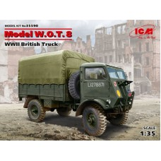 Fordson WOT-8 WWII British Truck 1/35
