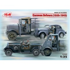 German Drivers 1939-1945 1/35