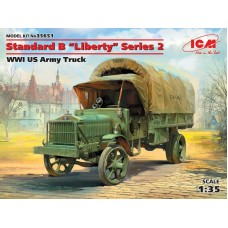 Standard B 'Liberty' Series 2 WWI US Army Truck 1/35
