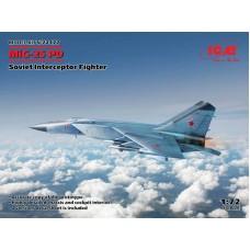 MiG-25PD Soviet Interceptor 1/72