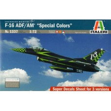 "F-16 ADF/AM ""Special Colors"" 1/72"