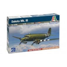 Douglas Dakota Mk.III / C-47A Skytrain / DC-3 1/72