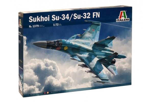 Sukhoi Su-34/Su-32 FN 1/72