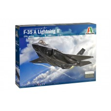 Lockheed F-35A Lightning II CTOL version 1/72