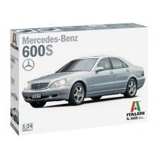 Mercedes Benz 600S 1/24