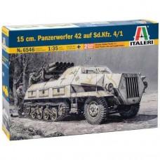 15 cm Panzerwerfer 42 auf Sd.Kfz. 4/1 1/35