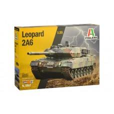 Leopard 2A6 1/35