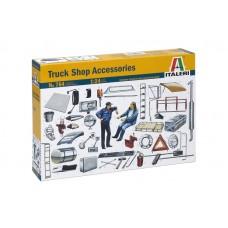 Truck Shop Accessories 1/24