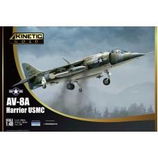 Hawker Siddeley AV-8A Harrier 1/48
