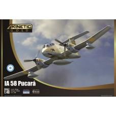 FMA IA-58 Pucara 1/48