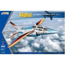 Alpha Jet A/E Luftwaffe Anniversary 1/48