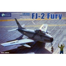 North American FJ-2 Fury 1/48