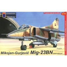 "Mikoyan-Gurevich MiG-23BN Flogger-H ""International"" 1/72"