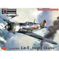 """Lavochkin La-5 """"Valerij Čkalov"""" 1/72"""