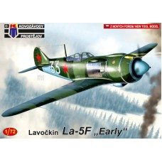 "Lavochkin La-5F ""Early"" 1/72"