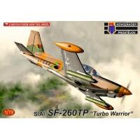 "SIAI-Marchetti SF-260TP ""Turbo Warrior"" 1/72"