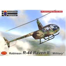 "Robinson R-44 Raven II ""Military"" 1/72"