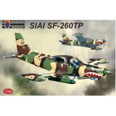 """SIAI-Marchetti SF-2600TP """"Light Attacker""""  1/48"""
