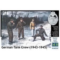 German tank crew (1943-1945) 1/35