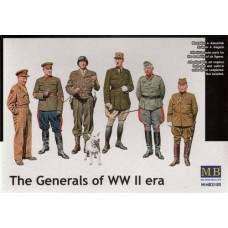 The Generals of WW II era 1/35
