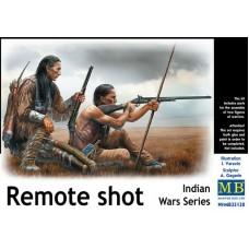 Indian Wars Series. Remote Shot 1/35