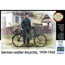 German Soldier-bicyclist 1939-1942 1/35