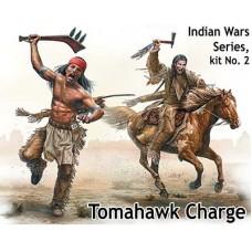 "Indian Wars Series, Kit No. 2 ""Tomahawk Charge"" 1/35"