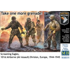 Take one more grenade! Screaming Eagles, 101st Airborne (Air Assault) Division 1/35