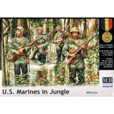 U.S. Marines in Jungle 1/35