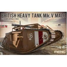 Mk.V Male British Heavy Tank 1/35
