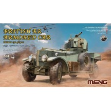 British Rolls-Royce Armoured Car Pattern 1914/1920 1/35